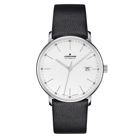 Junghans Form A Black