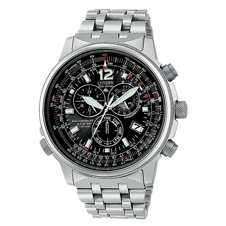 Funkuhr - Citizen Promaster Sky Black