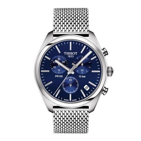 Tissot PR100 Chronograph Blue