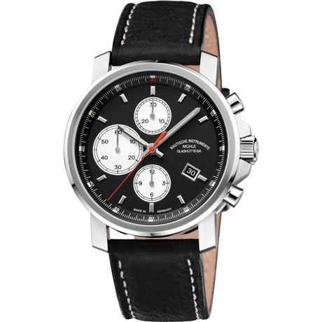 Uhr von Mühle Glashütte - 29er Chronograph