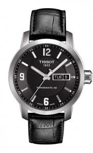 Automatisch - Tissot PRC 200 black