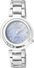 Citizen Lady mit Diamanten