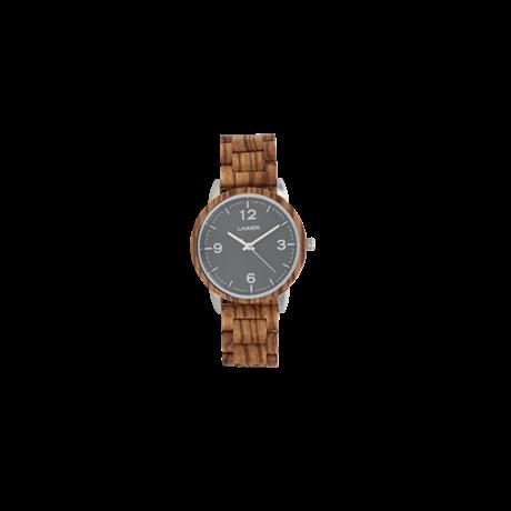 Orologio in legno ELIA