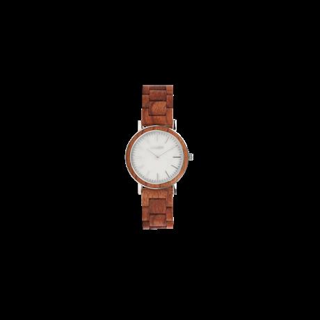 Orologio in legno ELSA