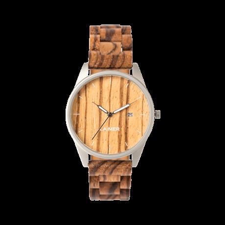 Orologio in legno ULLI