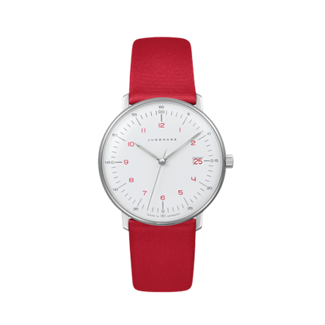 Junghans Max Bill Red Damen