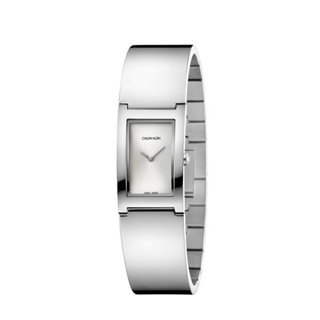 Calvin Klein Polished Silver