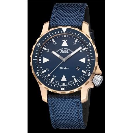 orologio di Mühle Glashütte - Yacht Timer bronze limited edition