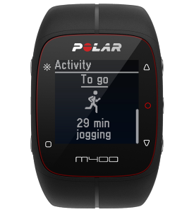 Polar M400 black