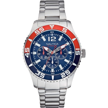 Nautica Cronografo Uomo 07-A