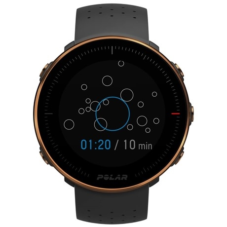 Polar Vantage M BLACK-COPPER