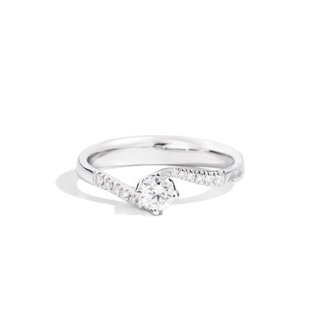 Ring von Recarlo - Anniversary Valentin sgriffato