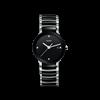 Rado - Centrix Diamonds black
